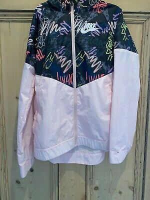 Girls Nike Windstopper Size M Age 10–12 Jacket