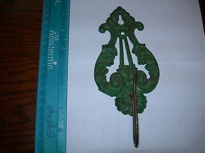 Antique Cast Iron Wreath Hanger