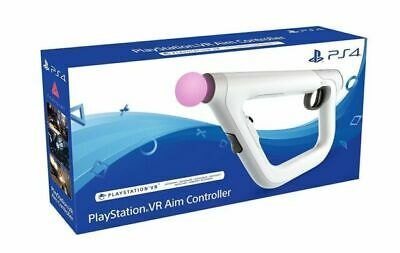 Official Sony PlayStation 4 VR Aim Controller - White