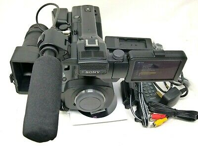 Sony NXCAM EA50E Professional FULL HD Camcorder Body Only-Used