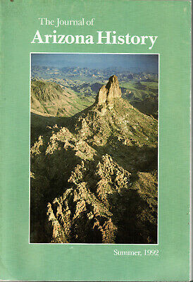 The Journal of Arizona History, Summer, 1992 -Superstitions, Gold Mines, Morenci