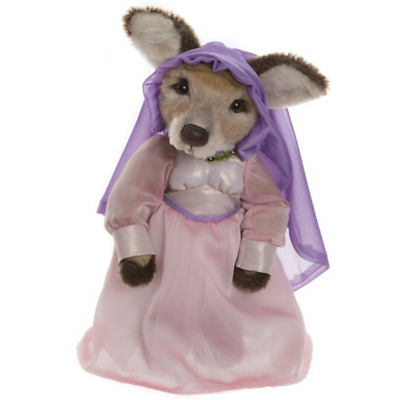 CHARLIE BEARS ISABELLE LEE COLLECTION DEER MAID MARIAN LE 300 - 34cm