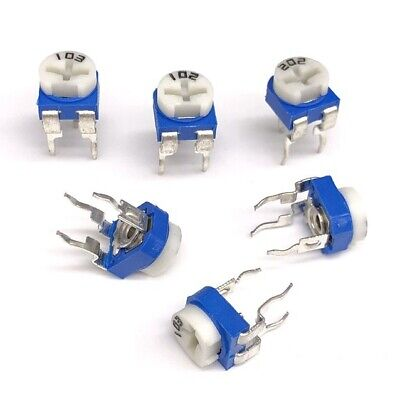 (usa ship) 20pcs 10k ohm 103 rm065 trimpot potentiometer adjustable resistance