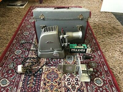 Vintage Aldis 35mm Slide Projector Kit Photography Cine