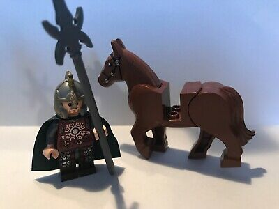 100/% LEGO! all accessories LEGO® LORD OF THE RINGS™ 9471 EOMER™ Minifigure