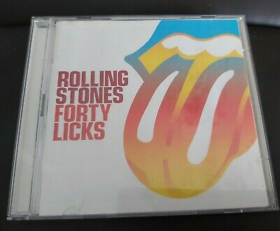Rolling Stones Forty Licks 2CD