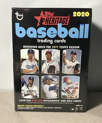 2020 TOPPS HERITAGE BASE SINGLES #'s 251 - 500 - Complete your Sets! - PYC!