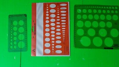 various drafting templates BUYER MUST COLLECT Darlinghurst NSW    T5