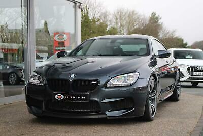 2014 BMW M6 Gran Coupe 4.4 Competition