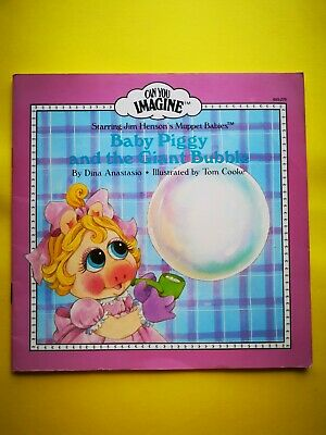 Baby Piggy And The Giant Bubble • 1986 • Vintage