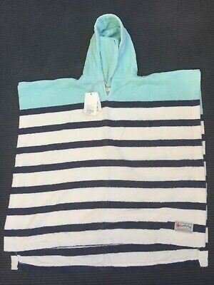 NWT Country Road Kids Beach Towel Poncho Size M