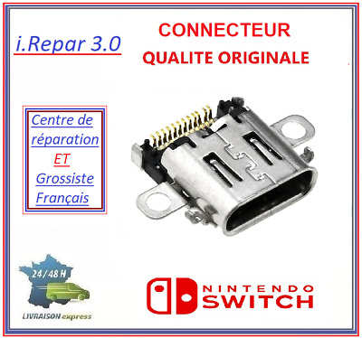 connecteur de charge nintendo switch originale qualité