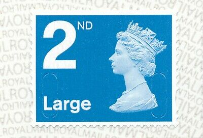 "2019 ""M19L""-""MBIL"" 2nd LARGE MACHIN SBP2i - Single Stamp from Business Sheet"
