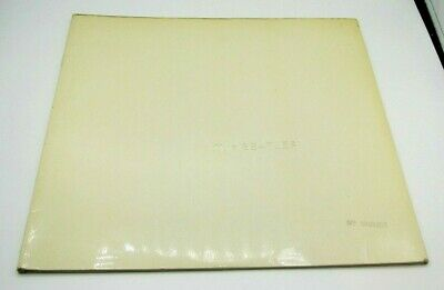 The Beatles WHITE ALBUM 1968 1st MONO COMPLETE + SPACER Very Low Number 0009455