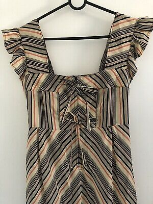 Pierre Arletty for Katies. Vintage Maxi Dress. Size 12. Check Measurements!