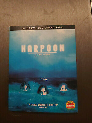 Harpoon - BLU RAY SIZE - SLIPCOVER ONLY