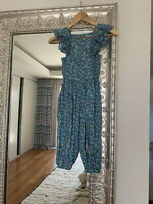 Coco and Ginger Floral Jumpsuit Size 6