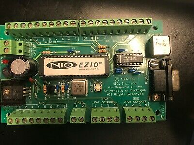 Niq Ezio Interface Board