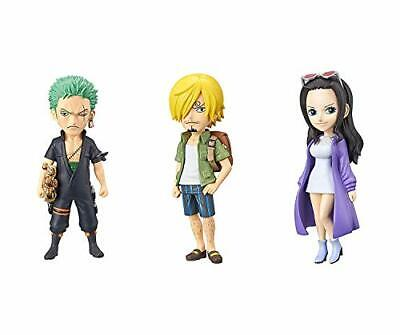 """Movie """"ONE PIECE STAMPEDE"""" OP / World Collectable Figure / vol.2 / 3 Set"""