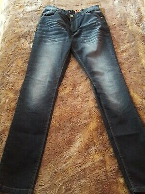 Boys Next Super Skinny Jeans Age15 Worn Once