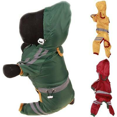 Dog Winter Waterproof Warm Padded Jacket Coats Clothes For Pet Small/Large Dogs