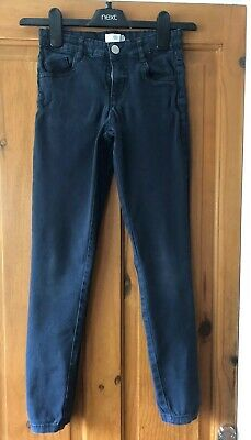 Girls La Redoute Blue Slim Fit Stretch Jeans Age 9-10 Yrs