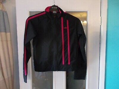 Nike age 4-6 shop returned back and pink track top excellent condition