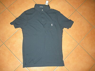 Polo Ralph Lauren Men's CLASSIC Fit T-Shirt magliette ORIGINALI blu polo small