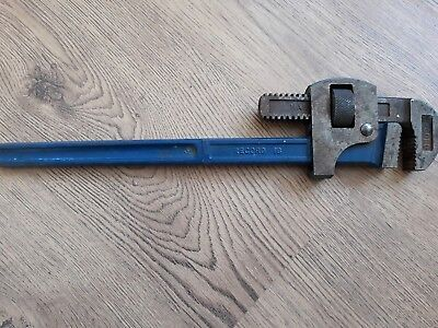 """Vintage Record 18"""" Stilsons Pipe Wrench"""