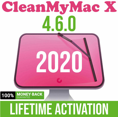 Clean My Mac X 4.6.0 Full Version ✔ 2020 🔐 LIFETIME ACTIVATION ✅