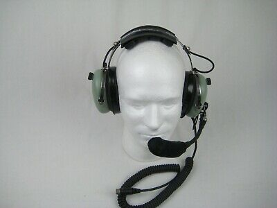 David Clark H9930 Headset for Wireless systems  NOS