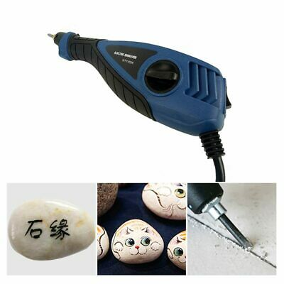 Electric Grinder Carving Machine Engraving Pen For Metal Wood Glass Engraving