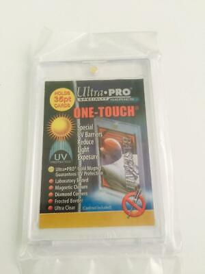 20 ULTRA-PRO ONE-TOUCH Magnetic 35PT UV Protected Card Holders as picture in