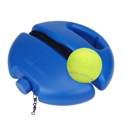 Tennis Ball Singles Training Practice Balls Back Base Trainer Tools +Tennis Sets