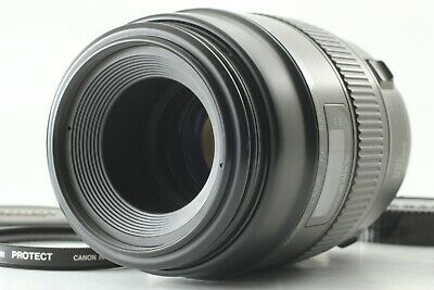 【 Near MINT 】 Canon EF 100mm f/2.8 Macro Telephoto for EOS from JAPAN #1216