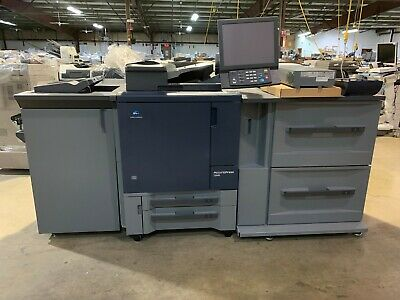 Konica Minolta AccurioPress C2060 -- Low Meter -- Off Lease --