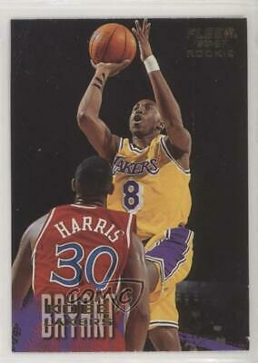 1996-97 Fleer Kobe Bryant #203 Rookie
