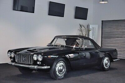 Lancia Flaminia Superleggera Touring (Cabriolet / Roadster)