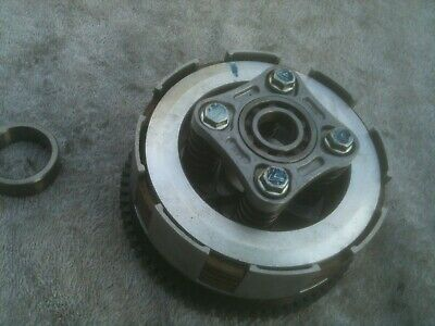 Clutch assembly for Keeway Superlight 125 2016 low mileage complete.