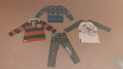 Bundle of Boys Next Clothes Age 2-3 Years