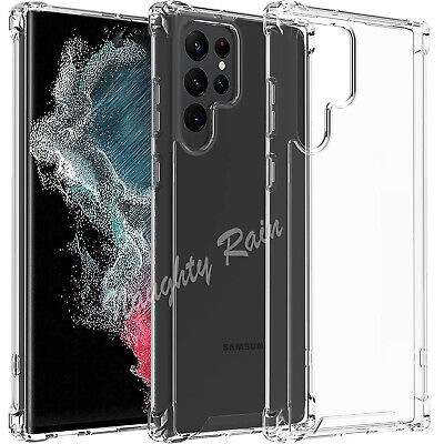 For Samsung Galaxy S20+ S20 Plus Ultra Clear Case Shockproof Heavy Duty Cover
