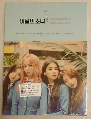 Loona(Monthly Girl) Love&Live Limited 1st mini Album New Sealed