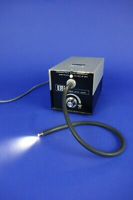 EPOI / Ehrenreich Fiber Optic Light Source Variable Light Source with Fiber