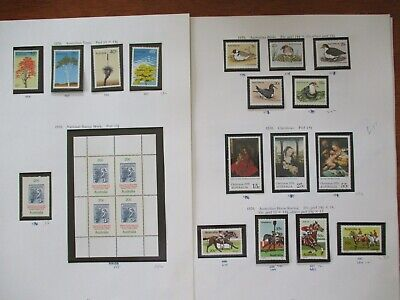 ESTATE: Australia Collection on Pages - Great Item! Must Have (p2036)