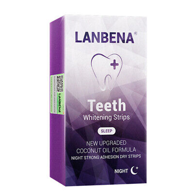 4X(LANBENA Night Use Whitening Toothpaste Removes Tooth Yellow Teeth,Teeth D5D7