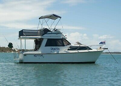 Cruise Craft Flybridge Cruiser 26ft