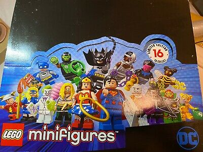 LEGO Minifigures 71026 DC SUPER HEROES SERIES CASE BOX of 60 SEALED BAGS
