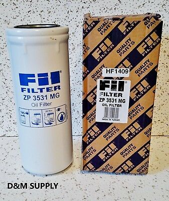 Pack of 1 Filter CASE 84226258 Heavy Duty Replacement Spin-On Filter from Big Filter