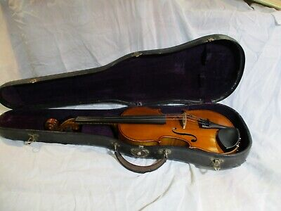 Advanced French violin  copie da Stradivarius, Ready to play ,Very nice, No bow.