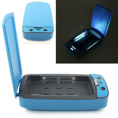 Fits UV Cell Phone Sanitizer and Dual Universal Cell Phone Charger Kills Germs
